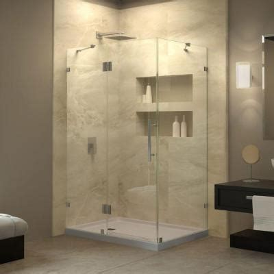 changing shower doors choosing the right shower door at the home depot