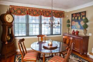 Valance window treatments decorating ideas images in family room