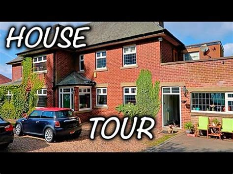 full house tour full house tour lex and lainey s home youtube