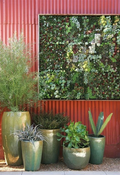 Diy Succulent Wall Garden Garden Pinterest How To Make A Succulent Wall Garden