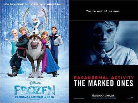 film kartun frozen ke 2 frozen duduki peringkat pertama box office kalahkan