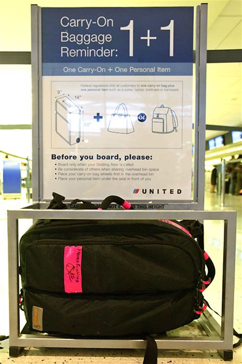 united carry on airline carry on baggage templates does anyone measure