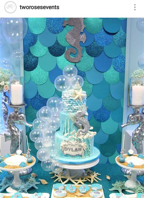 Baby Shower The Sea Theme by Best 10 The Sea Ideas On