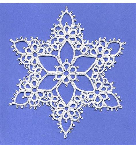 etsy tatting pattern joy tatting pattern pdf snowflake tatted by tattingpoints