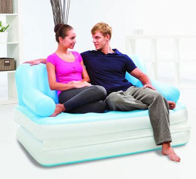Panci Mikaku sofa bed 5 in 1 kasur angin sofa bed istanamurah