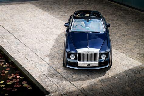 Handmade Luxury Cars - rolls royce custom built this gorgeous coupe for a mystery