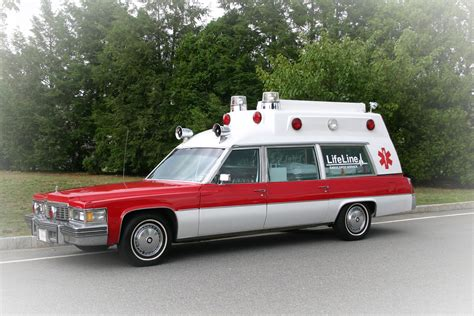 cadillac ambulance classic cadillac era ambulances health care vintage