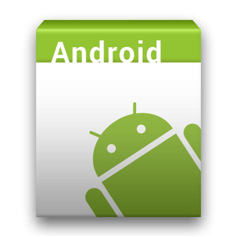 folder apk android apk file icon by vcferreira on deviantart