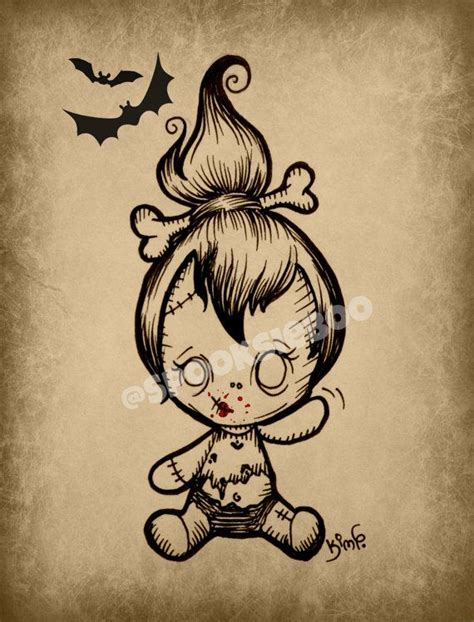 cartoon zombie tattoo flash 17 best images about spooksieboo on pinterest