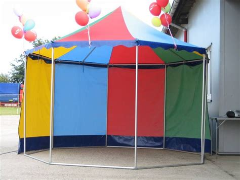 Pavillon Kinder by Zirkuspavillon Kinder Pavillon Spielzelt Clown Zelt