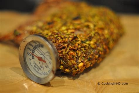 Rack Of Temperature Medium by Pistachio Herb Crusted Rack Of Cooking In Hd
