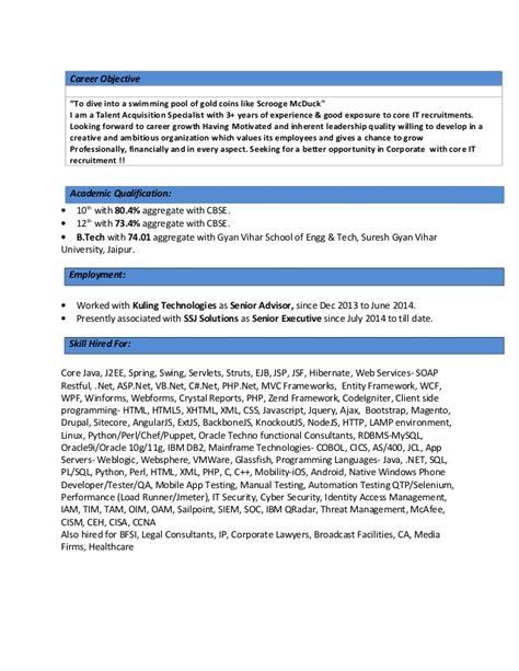 talent acquisition cover letter acquisition manager resume sle talent frudgereport793