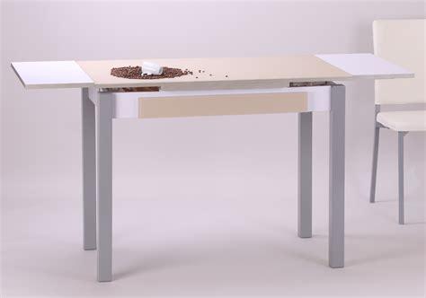 mesas cocina extensibles mesa de cocina extensible harmony conforama