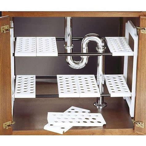 kitchen under sink storage 17 best ideas about under kitchen sinks on pinterest
