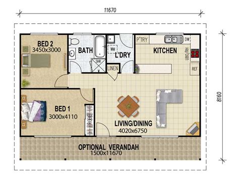 two bedroom granny flat floor plans granny flat plans on pinterest granny flat 3d house