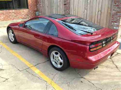 1991 nissan 300zx twin turbo buy used 1991 nissan 300zx twin turbo coupe 2 door 3 0l