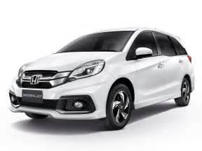 Honda Mobilio Honda Mobilio Rs 2016 Car Release Date