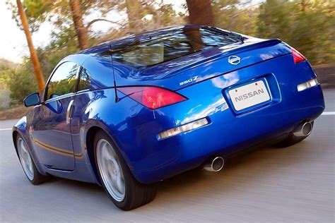 2004 nissan 350z reviews specs and prices cars