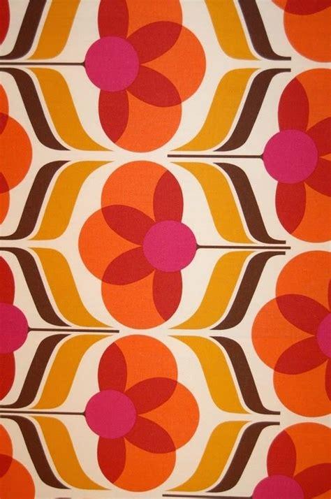 pattern of graphic design fashion promotion blog 1970s colour palettes patterns