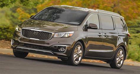 Kia Suv With Third Row Seating Cars Minivans And Suvs With The Best And Worst Third Row