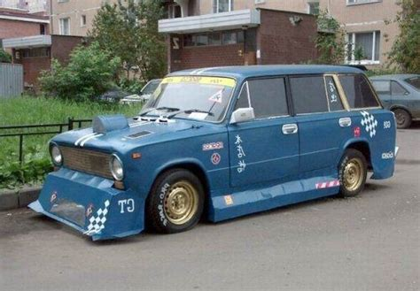 lada a palla russian quot tuning quot top speed
