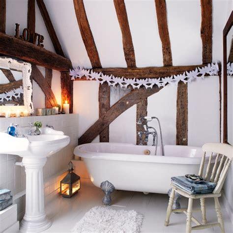 country attic bathroom bathroom designs freestanding