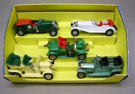 A3 0278 Mainan Diecast Wheels Matchbox Second matchbox models of yesteryear diecast for sale from gasoline alley antiques