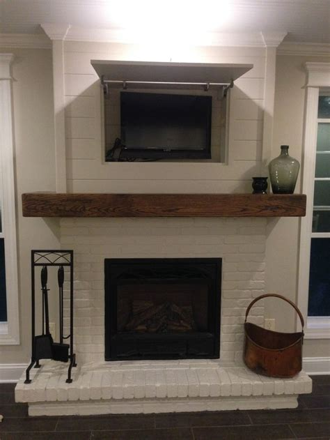 Gas Fireplace Remodel by 1000 Ideas About Tv Fireplace On