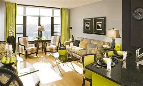 Decorating Ideas Living Room Lime Green Lime Green Living Room Interior Design Ideas