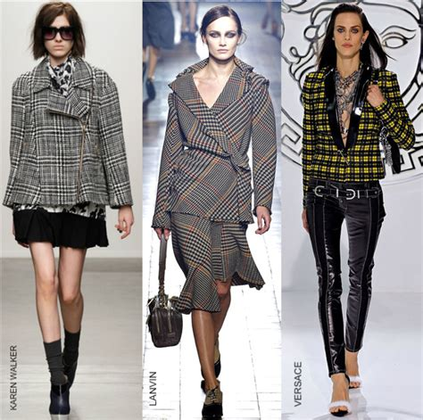 falls biggest trends how to wear plaid 3 ways to wear the plaid jacket trend real style fashion