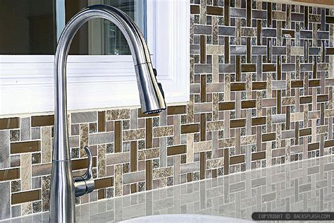 modern kitchen tiles backsplash ideas brown metal marble modern backsplash tile backsplash