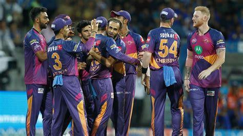 ipl teams 2017 full cricket score mumbai indians vs rising pune