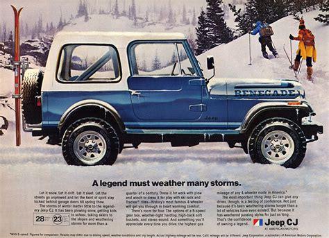 jeep wrangler ads vintage jeep ads mopar