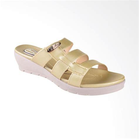 Sandal Wanita Carvil Future 02 jual carvil sonora 02l sandal wanita gold harga kualitas terjamin blibli