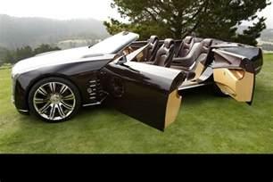 4 Door Cadillac Convertible For Sale New Cadillac Ciel 4 Door Convertible Concept Wows Pebble
