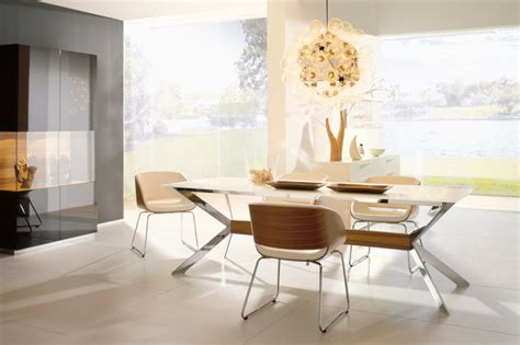 Modern Contemporary Dining Room Furniture Modern Dining Room Sets As One Of Your Best Options Designwalls