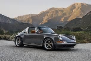 Targa Porsche Porsche 911 Targa By Singer Vehicle Design Hiconsumption