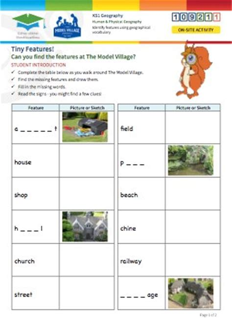 new year geography ks1 image gallery human and physical features
