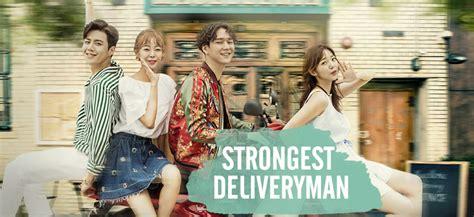 Strongest Deliveryman Strongest Deliveryman K Drama Lovecode