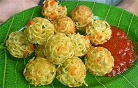 membuat mie goreng sehat resep masakan indonesia resep bola bola mie goreng