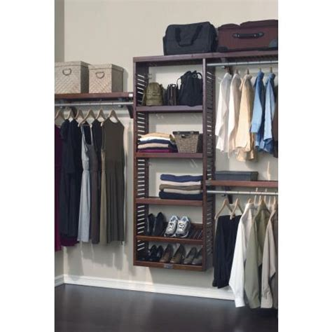 Louis Home Standard Closet Shelving System by Louis Closet Louis Home Standard Closet