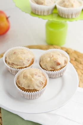 Cupcake Of The Week Gobble Gobble by Apple Cupcakes Quot Cheese Quot Frosting Healthful Pursuit