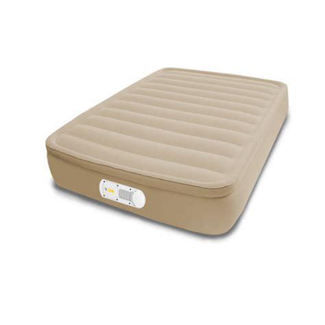 aerobed 78111 indoor outdoor elevated air bed mattress ebay