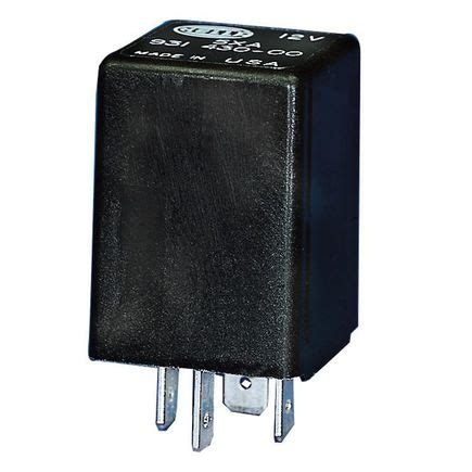 Stang 84 Acc Floor Hinge 84 996152131 by hella usa time delay relay acc