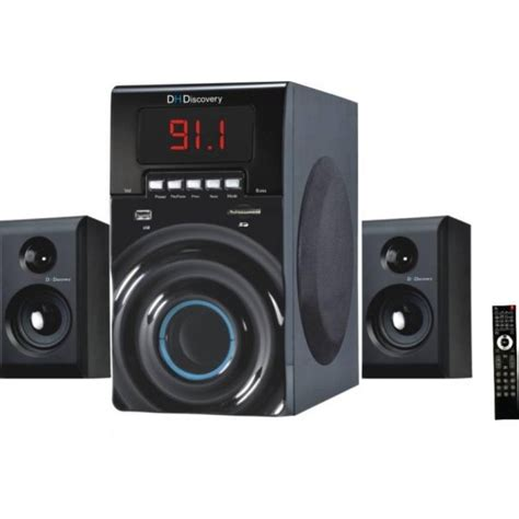 dh discovery 12000 2 1 home theatre system black price in