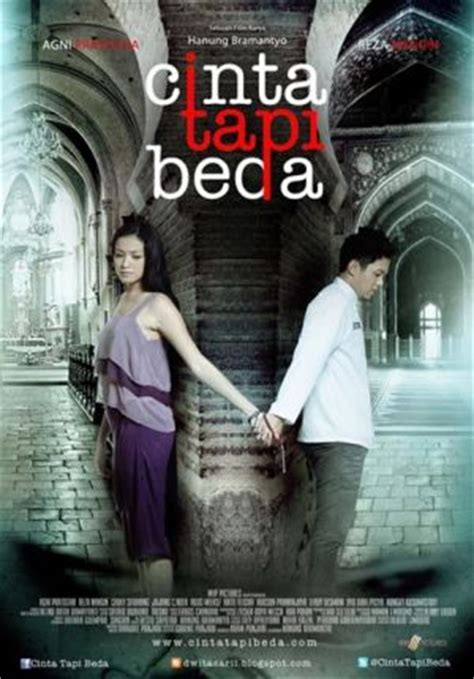 novel film indonesia romantis cinta tapi beda cinema 21