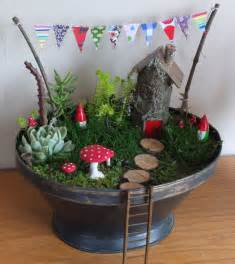 Planters For Front Porch by Unleash Your Imagination Magical Fairy Garden Designs