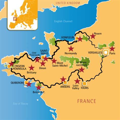 Motorrad Tour Normandie by Neue Tour Von Paris Zum Atlantikwall