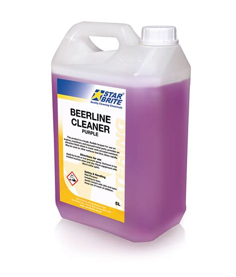 Auto Upholstery Foam Purple Beer Line Cleaner Starbrite
