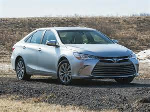 Toyota Camry Sedan New 2017 Toyota Camry Price Photos Reviews Safety
